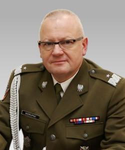 Gen. bryg. dr hab. inż., prof. nadzw. AWL Dariusz Skorupka