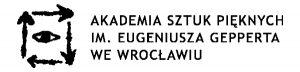 Logo Akademii Sztuk Pięknych we Wrocławiu