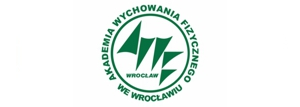 Logo Akademii Wychowania Fizycznego we Wrocławiu
