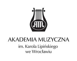 Logo Akademii Muzycznej we Wrocławiu