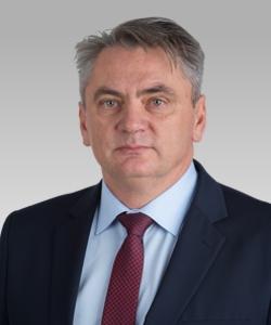 Rektor Politechnik Opolskiej dr hab. inż Marcin Lorenc
