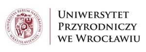 Logo Uniwersytetu Przyrodniczego we Wrocławiu