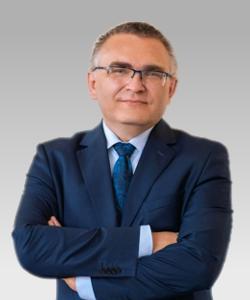 Rektor Uniwersytetu Wrocławskiego, prof. dr hab. Przemysław Wiszewski